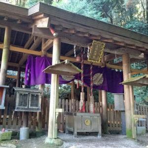 高御座神社 拝殿