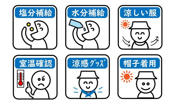 熱中症にご注意 東大阪市の藤井カイロプラクティック